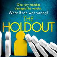 Waiting on Wednesday - The Holdout by Graham Moore
