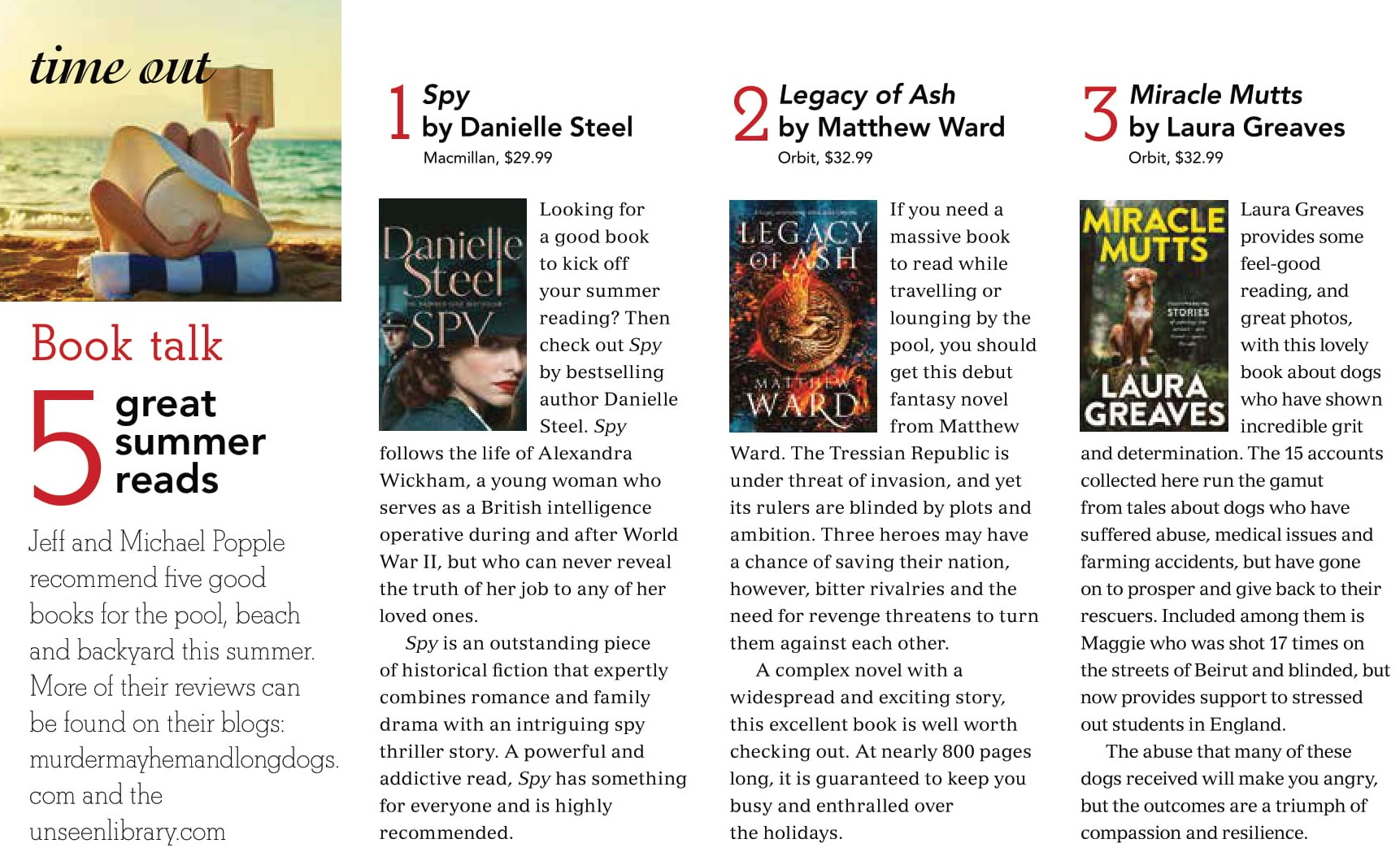 Canberra Weekly - 2 January 2019 - Holiday Reads Part 1 (cropped).jpg