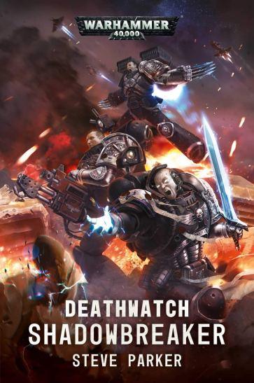 Deathwatch Shadowbreaker Cover