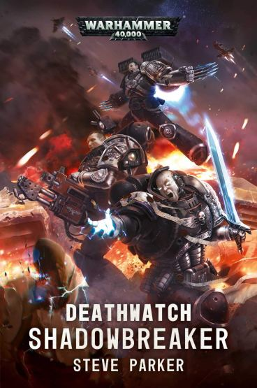 Deathwatch Shadowbreaker Cover