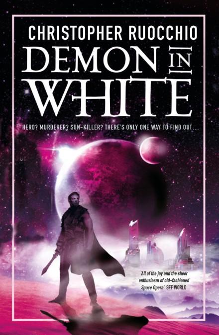 Demon in White Cover 1