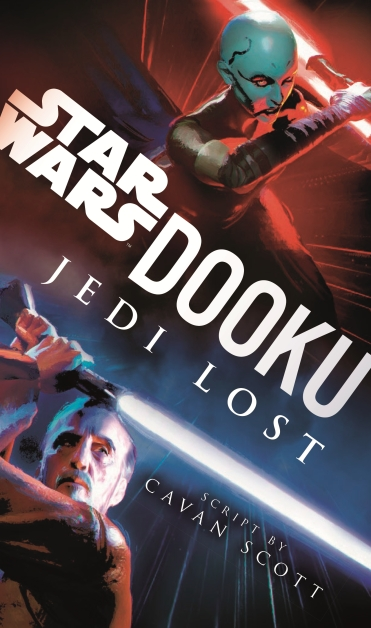 Dooku - Jedi Lost Cover