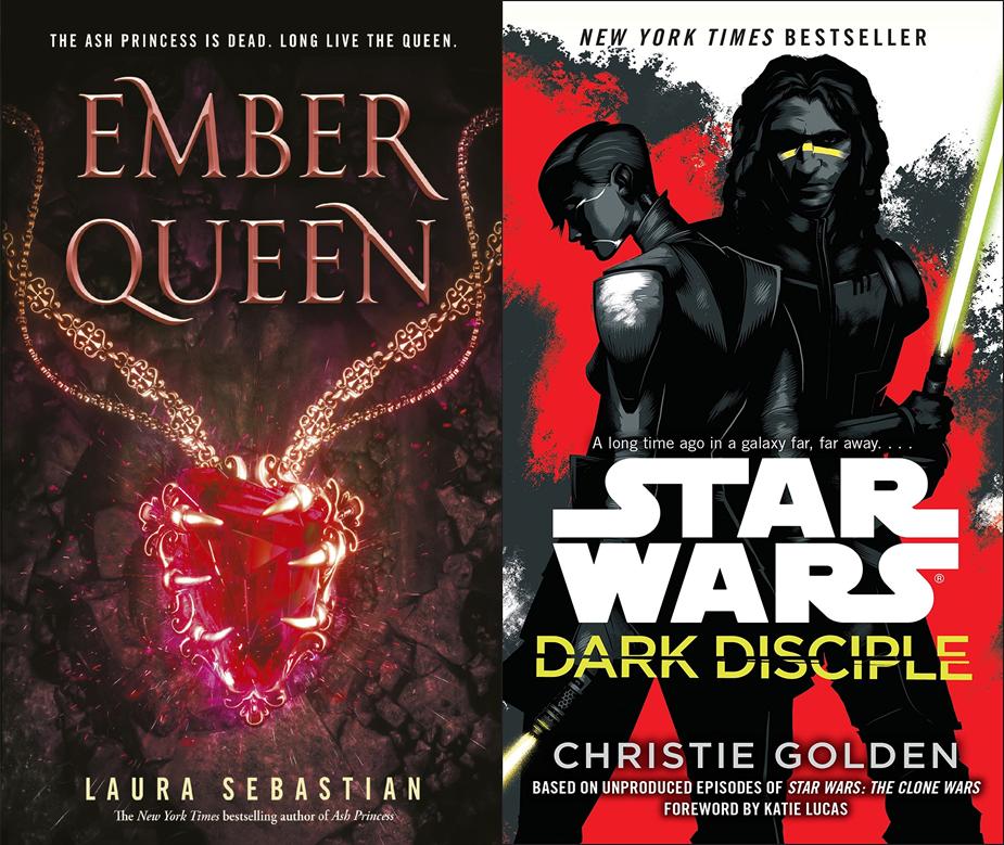 Ember Queen, Dark Disciple