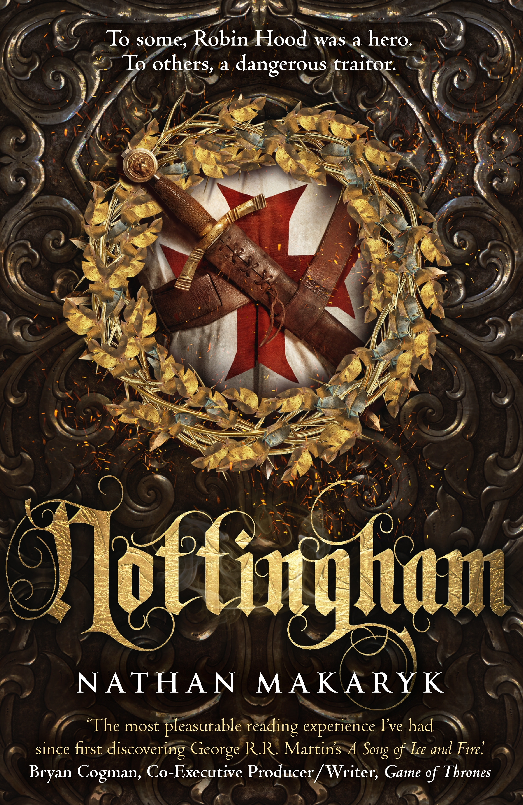 Nottingham Cover
