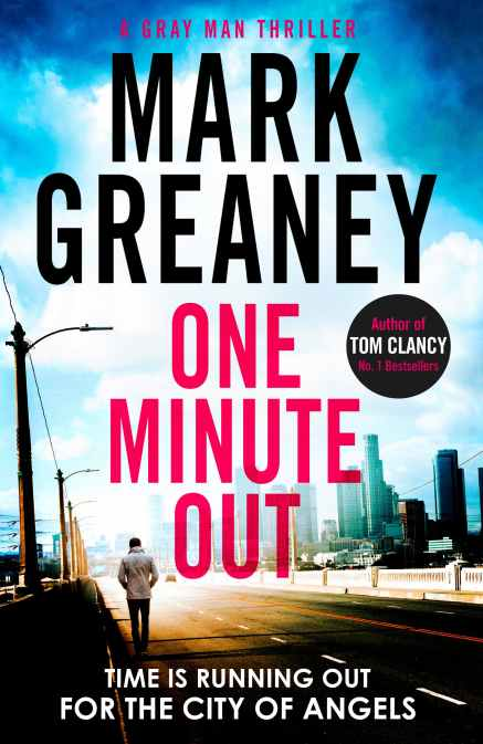 One Minute Out Cover
