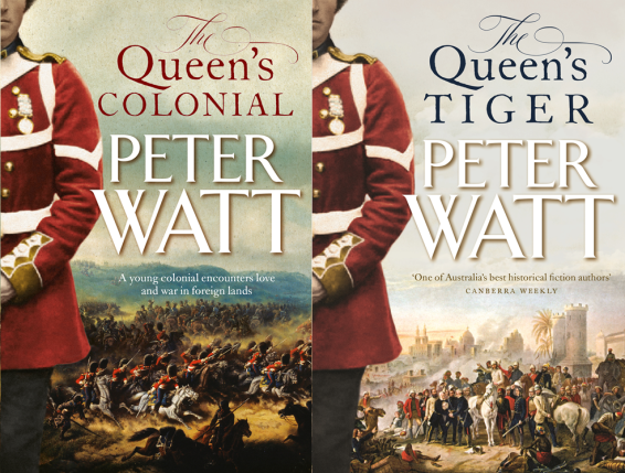 Peter Watt Covers