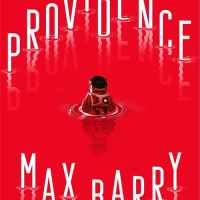 Waiting on Wednesday - Providence by Max Barry