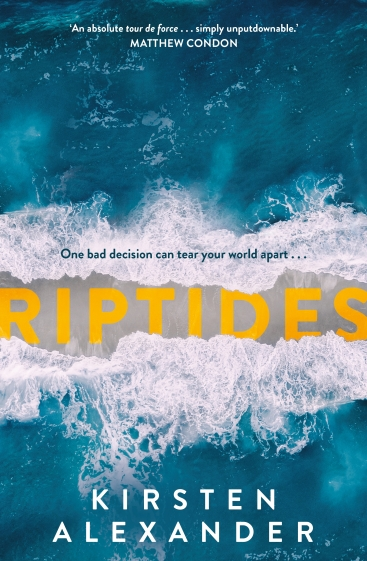 Riptides Cover