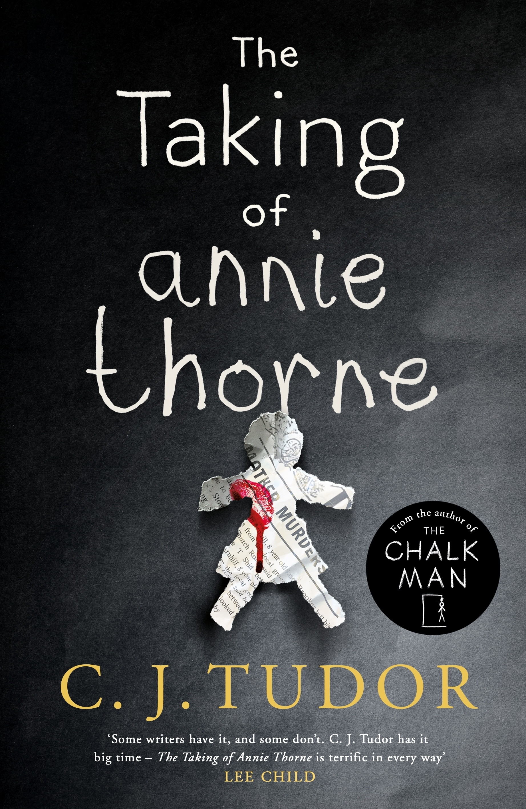 The Taking of Annie Thorne Cover