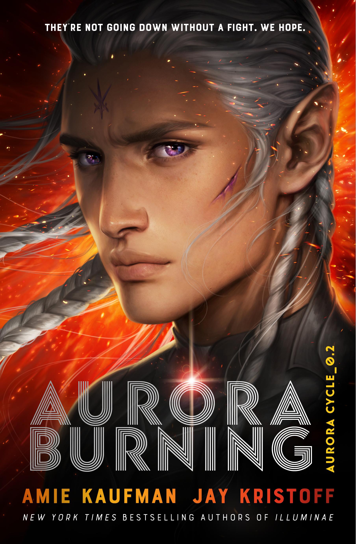 Aurora Burning Cover