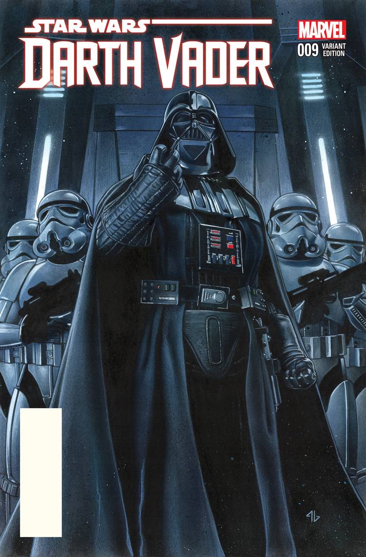 Darth Vader (2015) 9 alternate