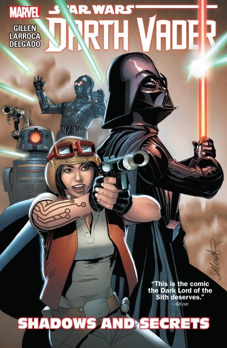Darth Vader - Shadows and Secrets
