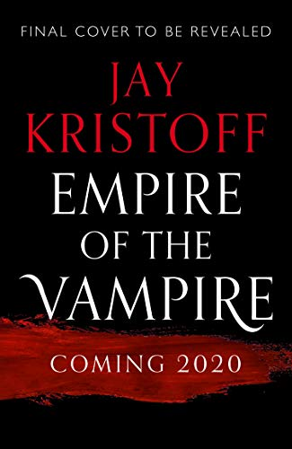 Empire of the Vampire precover