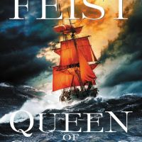 Waiting on Wednesday - Queen of Storms by Raymond E. Feist