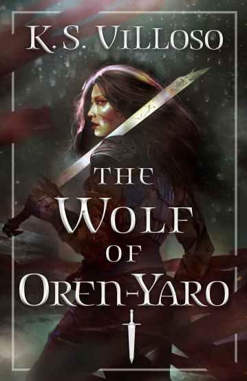 The Wolf of Oren-Yaro Cover
