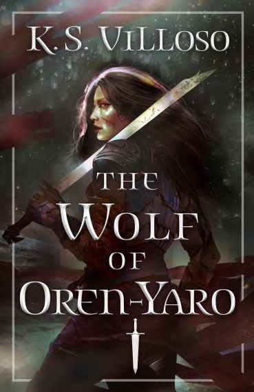 The Wolf of Oren-Yaro Cover