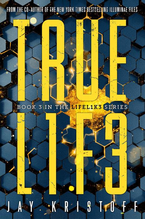 TRUEL1F3 Cover