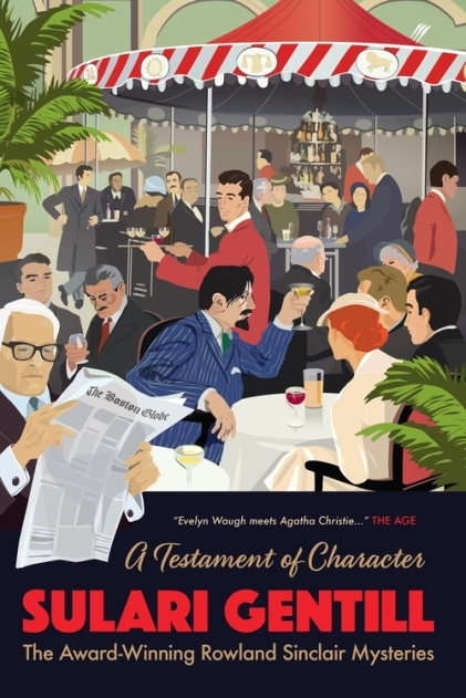 A Testament of Character Cover