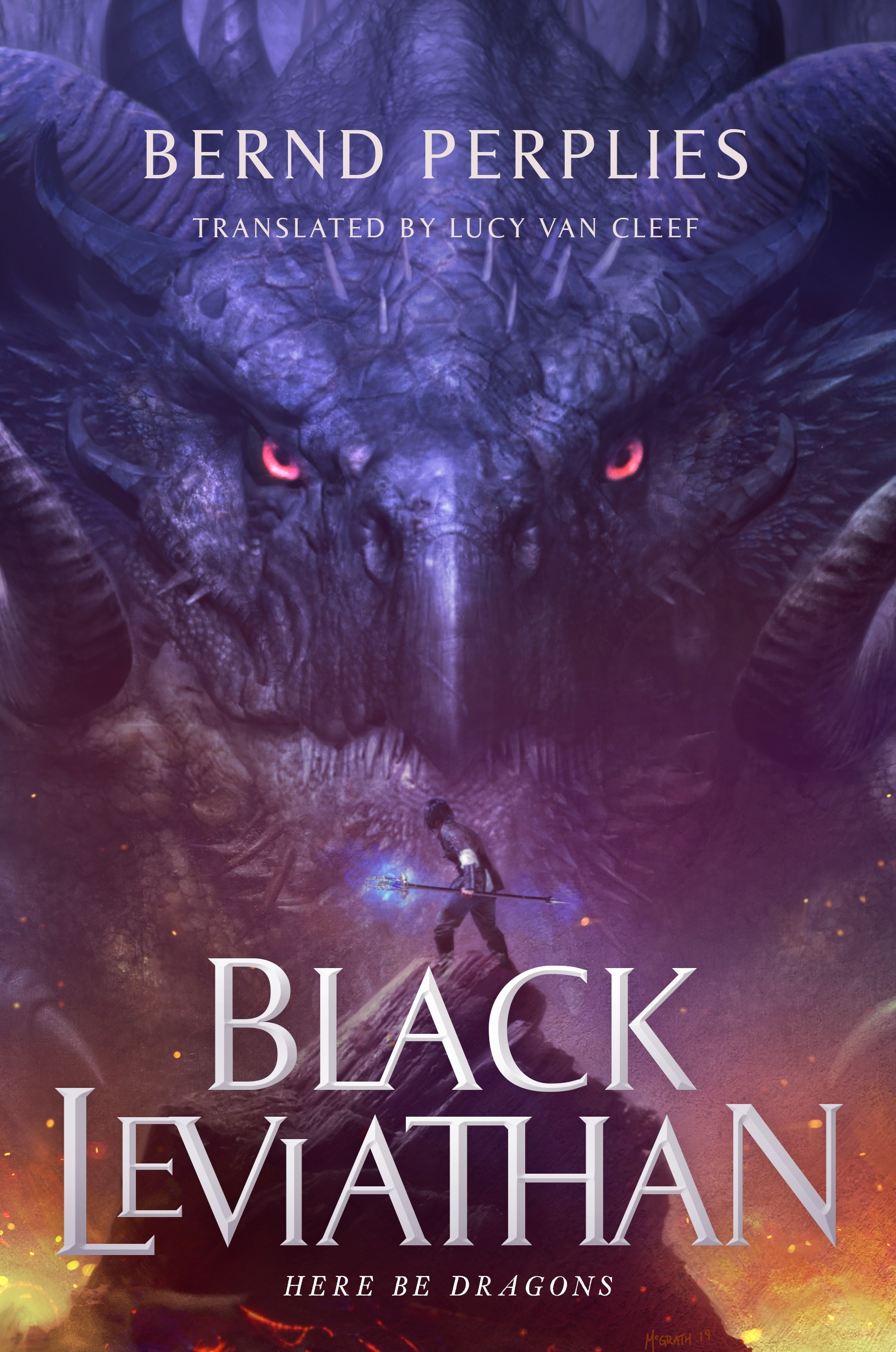 Black Leviathan Cover