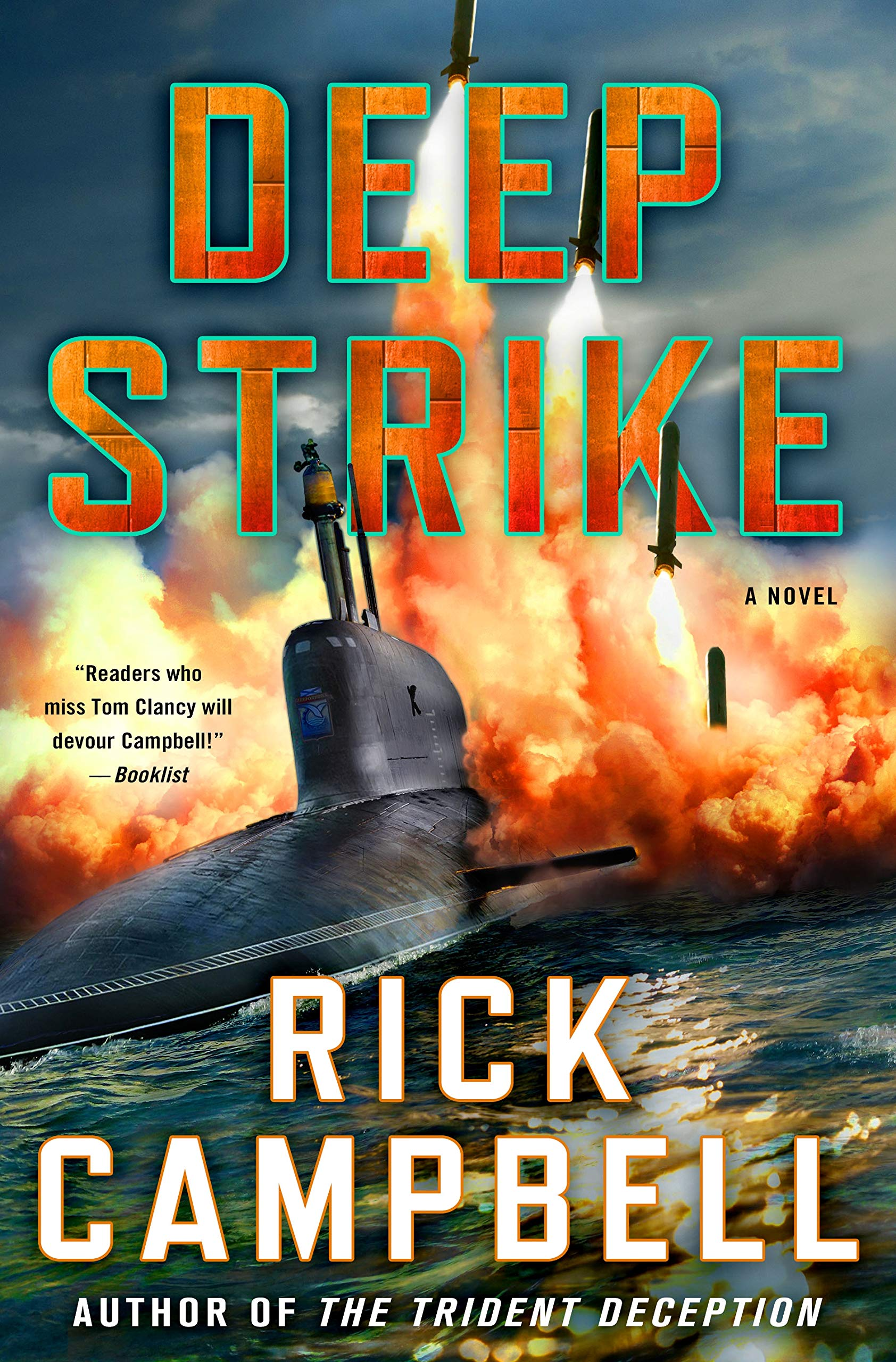 Deep Strike Cover