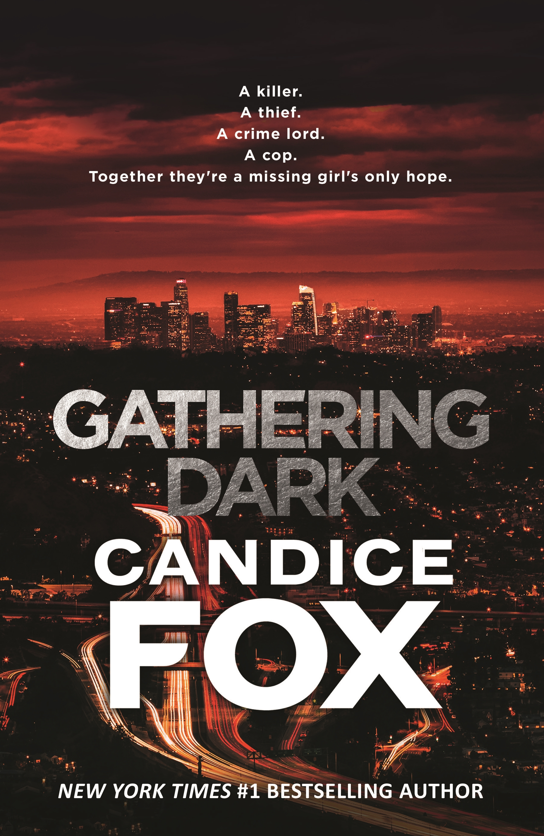 Gathering Dark Cover