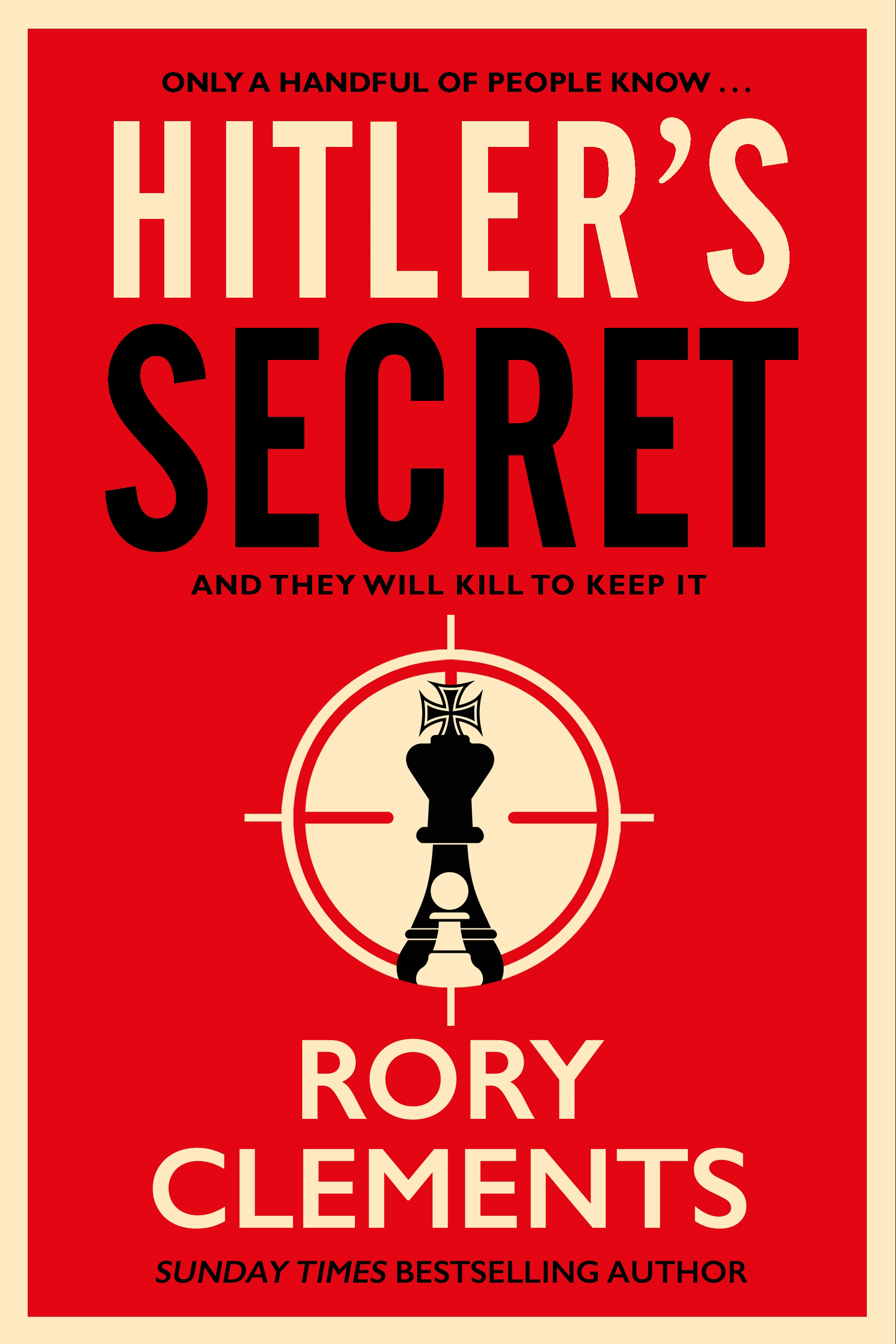 Hitler's Secret Cover