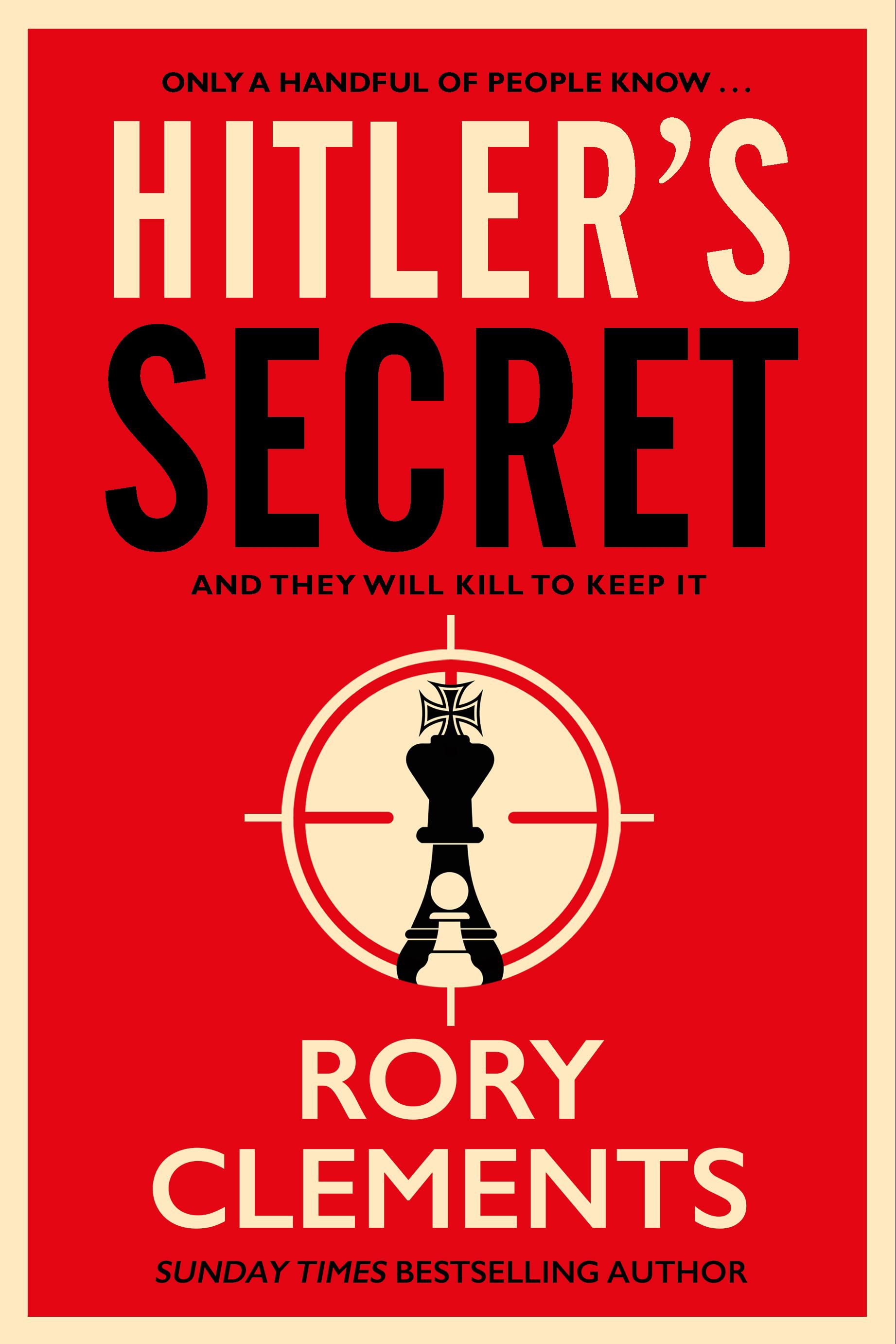 Hitler's Secret Cover