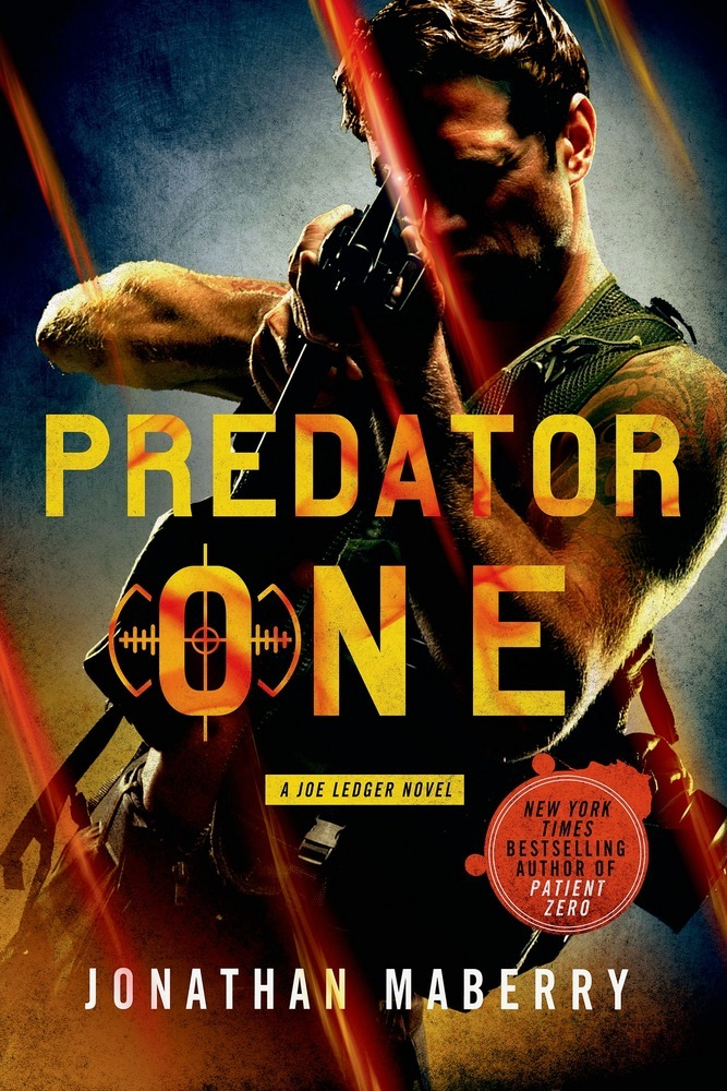 Predator One Cover