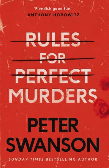 Rules for Perfect Murders Cover