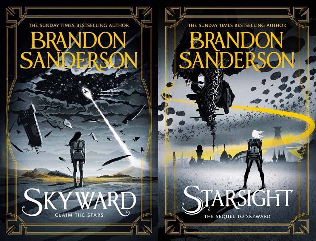 Skyward, Starsight cover