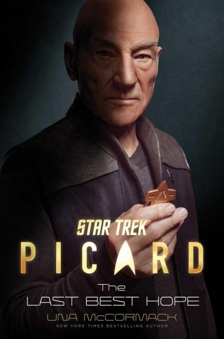 Star Trek - Picard Cover