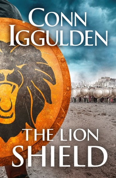 The Lion Shield Cover