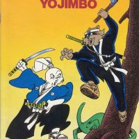 Throwback Thursday: Usagi Yojimbo: Volume 3: The Wanderer's Road by Stan Sakai