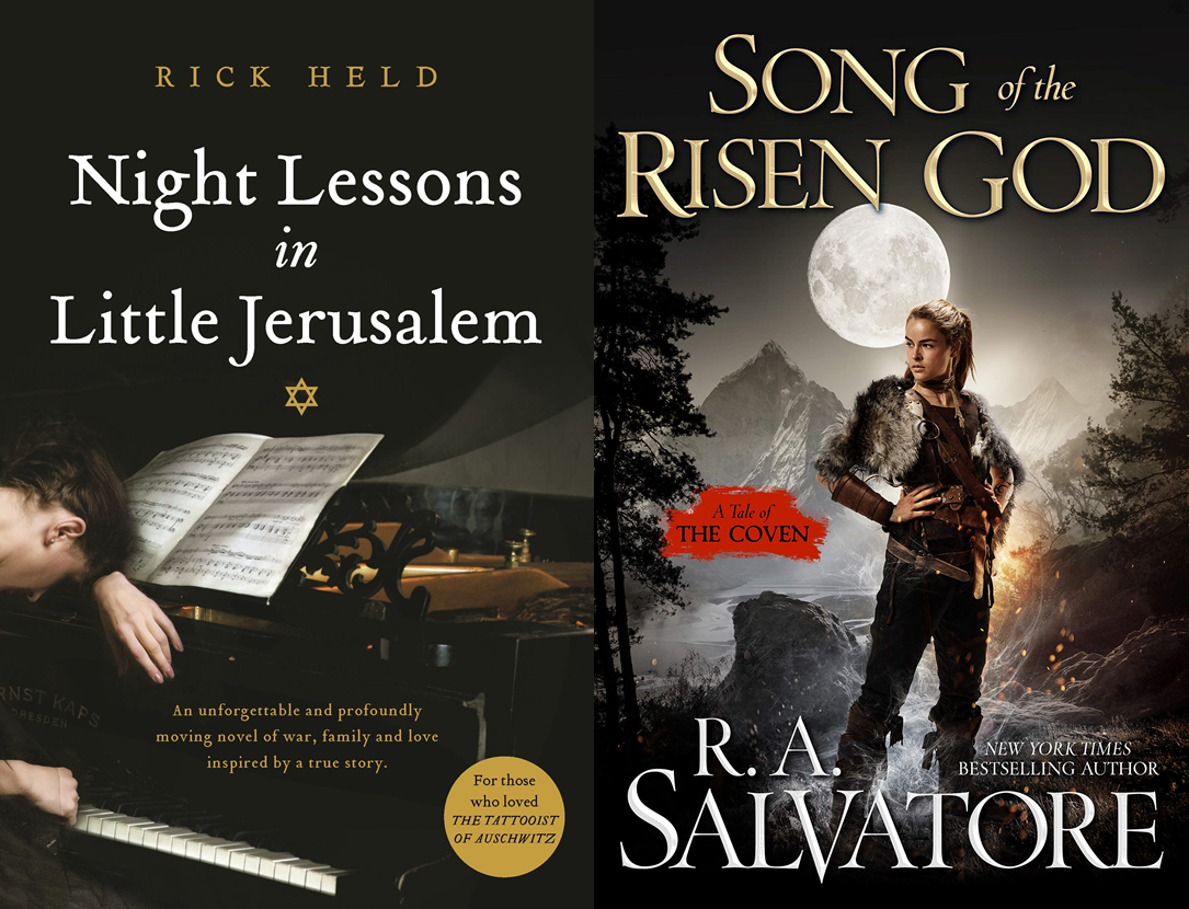 Jerusalem, Salvatore Covers