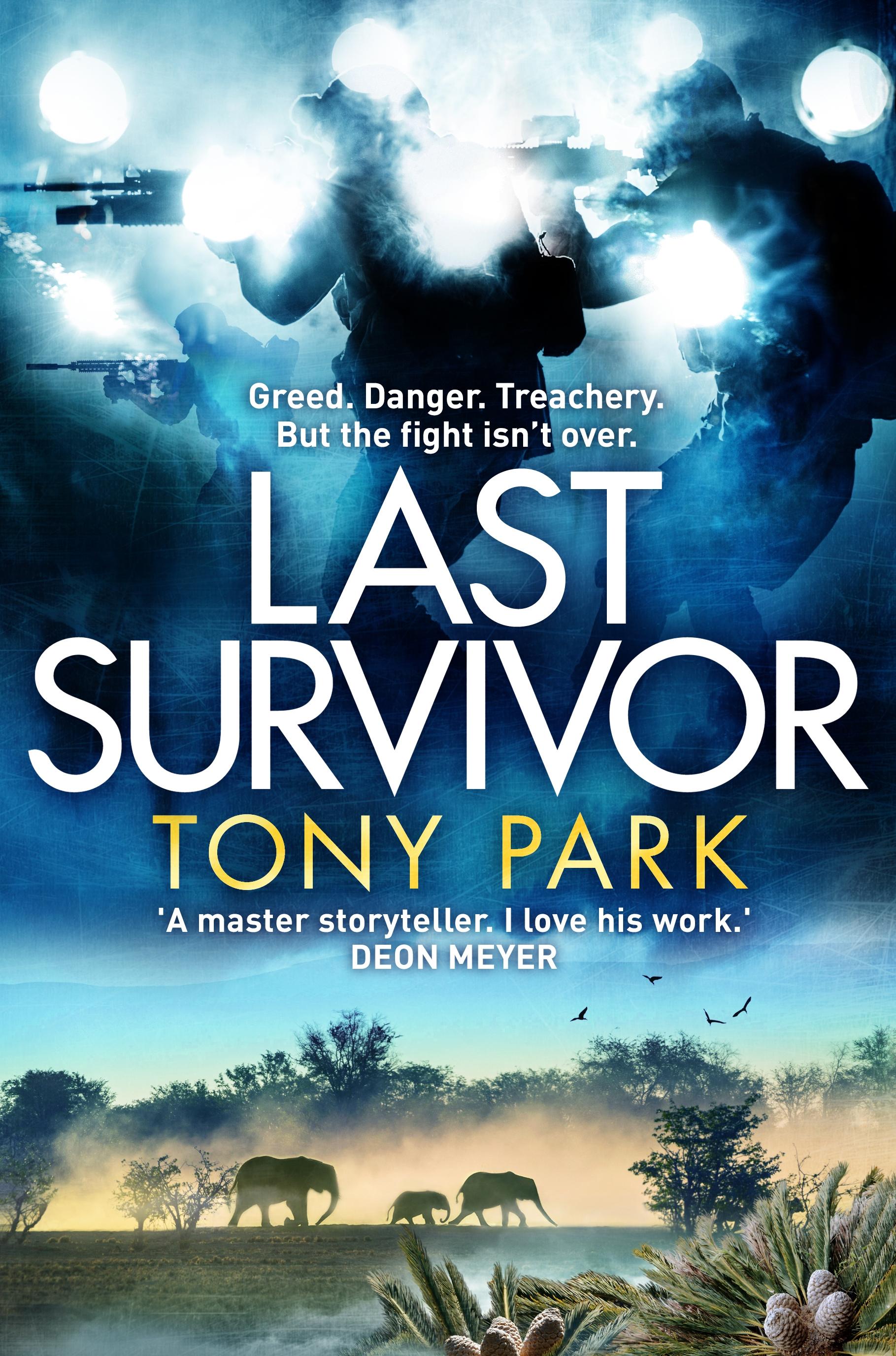 Last Survivor Cover