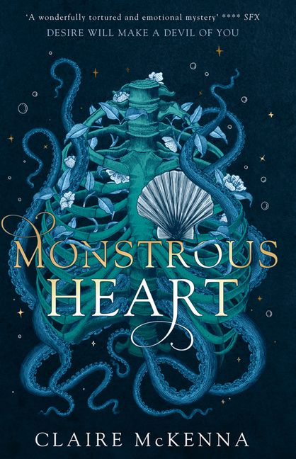 Monstrous Heart Cover