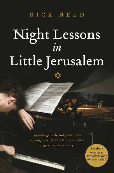 Night Lessons in Little Jerusalem Cover