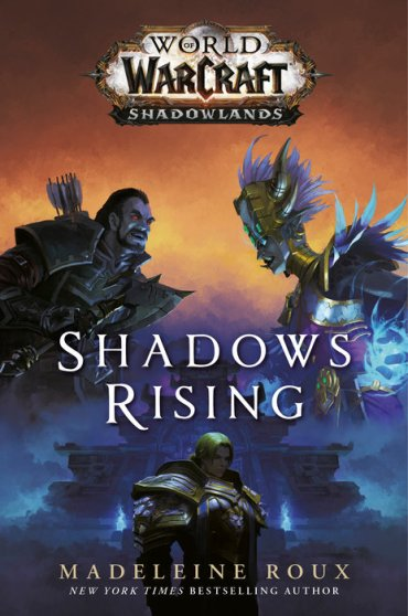 Shadows Rising Cover