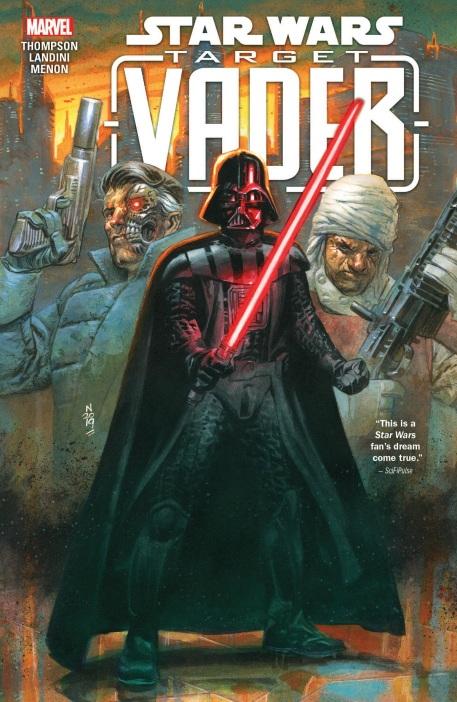 Star Wars - Target Vader