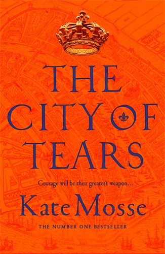 The City of Tears Cover