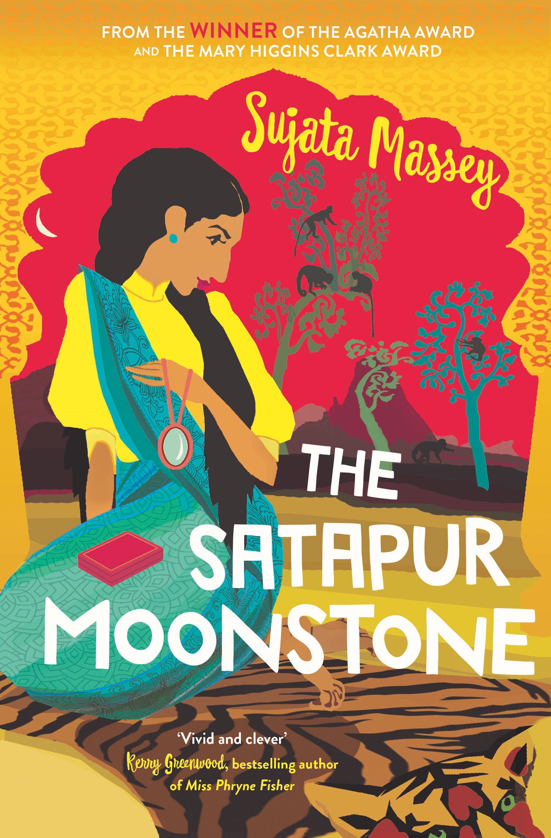 The Satapur Moonstone Cover