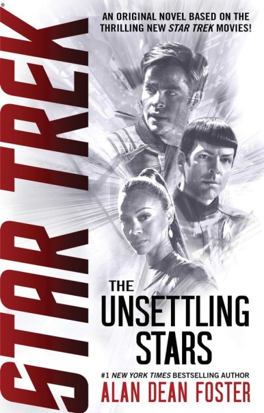 The Unsettling Stars Cover