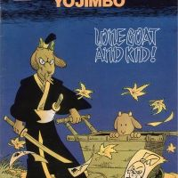 Throwback Thursday: Usagi Yojimbo: Volume 5: Lone Goat and Kid by Stan Sakai