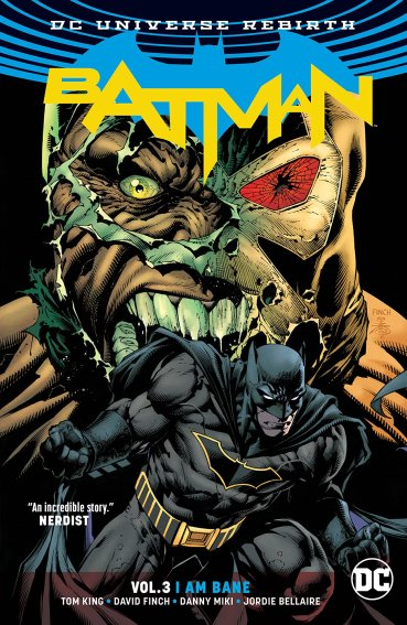 Batman I am Bane Cover