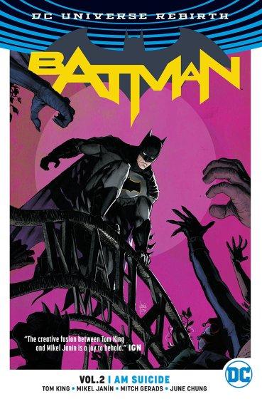 Batman I am Suicide Cover