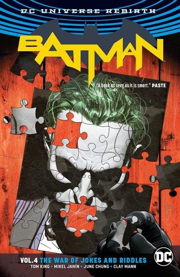 Batman The War of Jokes and Riddles