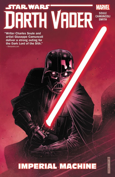 Darth Vader Dark Lord of the Sith Volume 1
