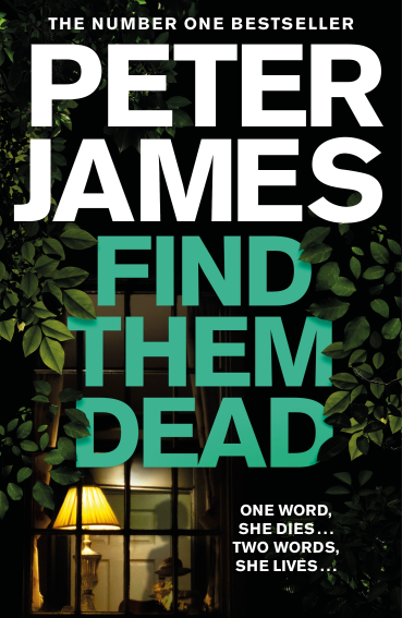Find them Dead Cover