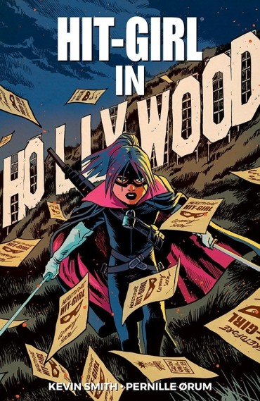Hit-Girl in Hollywood Volume 4
