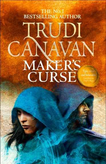 Maker's Curse Cover